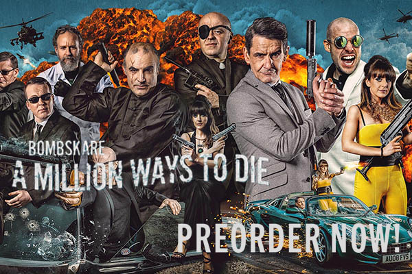 A Million Ways to Die Preorder