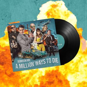 A Million Ways To Die_12_ VINYL